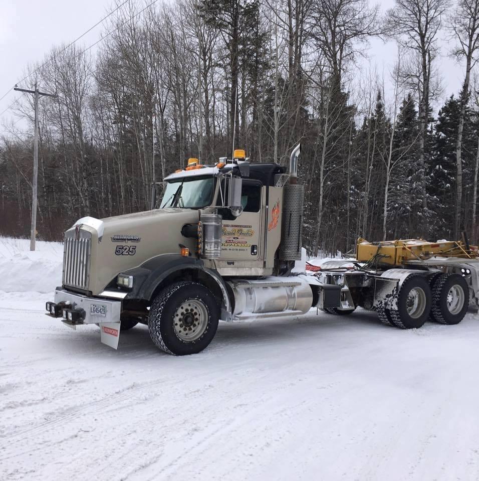 entrepreneur en excavation dans le Nord-du-Québec