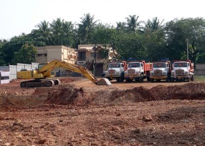 Machinery Excavation Heavy Earth Mover Excavator